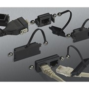 Ethernet Cable Plugs & Receptables | Sealed Rectangular | Samted