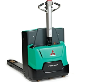 New pallet trucks for greater customer usability