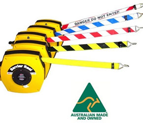 Safety Barrier Reel | RC3000 Series