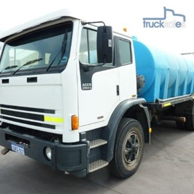 Water Truck | 2000 International ACCO 2350G 14000L