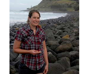Dr Kirsten Benkendorff has been researching the cancer-fighting properties of sea snails for 10 years.