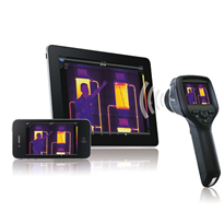 Free FLIR Wi-Fi App for Apple and Android