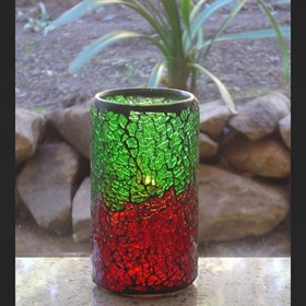 Candle Lamp | Mosaic