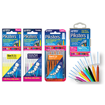 Piksters Interdental Brushes | Erskine Oral Care