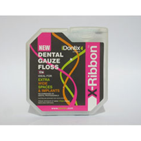 Interdental Floss | Dental Gauze Floss | X-Ribbon