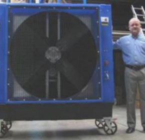 Portable Evaporative Coolers | 48VS - 48