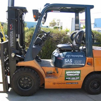 Toyota Forklift | 42-7FG25 | Dual Fuel | 2.5T