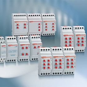 Modulo PM Series of Protection/Safety Relays