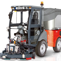 Outdoor Street Sweeper | Citymaster 1250