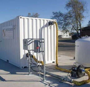 Fumigation Scrubbing Systems | Phosphine
