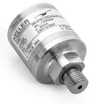 Low Pressure Transmitter 41 & 41X - By Keller
