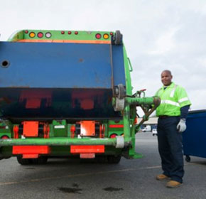 Waste Removal | Landscaping & Yard Waste Removal