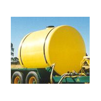 Cyclindrical tank for water or chemicals