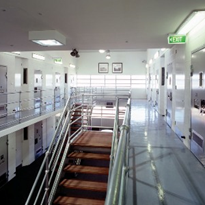 Wall insulation – Dubai Central Prison