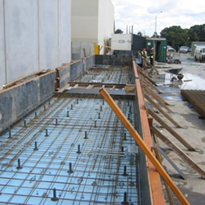 Industrial precast concrete insulation – HW Greenham