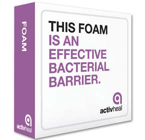 Foam Wound Dressing | Activheal