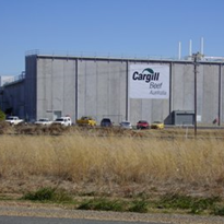 Industrial precast concrete insulation – Cargill Beef