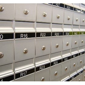 Mailsafe Mailboxes | Compact  MSF