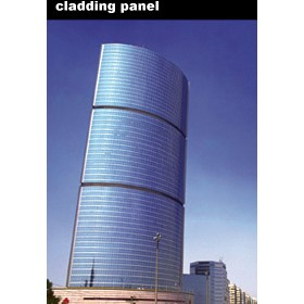 Cladding Panel | Aluminium | Coil Coated | Exterior Grade