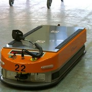 Automated Guided Vehicles | Linen Movers