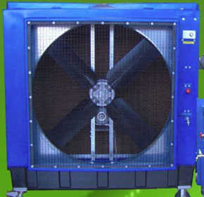 Portable Evaporative Coolers | QuietCool