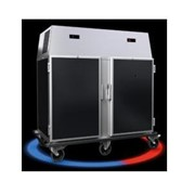 Banquet Trolley | Banquet Line Duo Active Cooling+Hot | ScanBox
