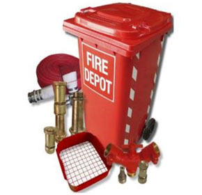 Fire Depots | Firestorm Fire Protection