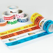 Custom design adhesive printed tape or labels