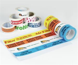 Custom design your own tape & labels
