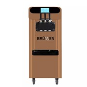 Brullen Floor Standing Soft Serve Ice Cream 3 Flavour Machine - i36