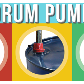 Drum Pump | Oscillating Positive Displacement