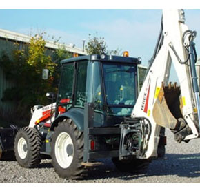 Terex Equipment | Backhoe Loader | Terex 860 Elite