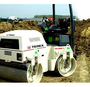 Terex Equipment | Compaction Rollers | Terex TV1400