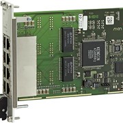 Industrial Fast Ethernet Switch | MEN F301 - 3U CompactPCI®