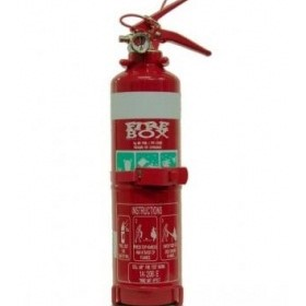 Fire Extinguishers | 1.0kg DCP Fire Extinguisher