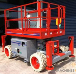 Scissor Lifts | Skyjack SJ6826