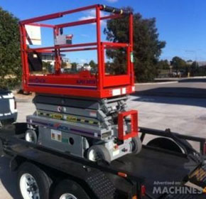Scissor Lifts | Skyjack SJIII 3219 Electric