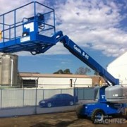 Telescopic Boom Lifts | S45 4wd Diesel