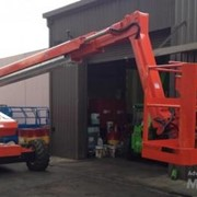 Telescopic Boom Lifts | TB66