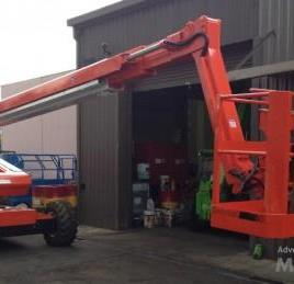 Telescopic Boom Lifts | Snorkel TB66