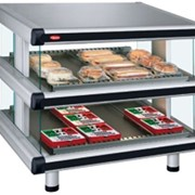Heated Display Food Warmer | Dual Shelf 770mm Wide | GR2SDS-24D