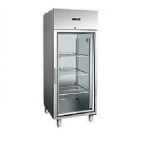 Laboratory Fridge | MF650 TN Single Door - 650 litres | Glass Door