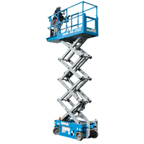 Self Propelled Scissor Lifts | GS-1532 & GS-1932