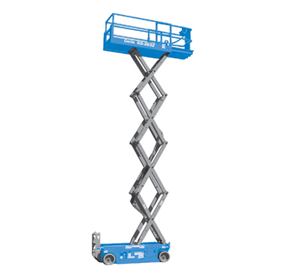 Self Propelled Scissor Lifts | GS-2032, GS-2632 & GS-3232