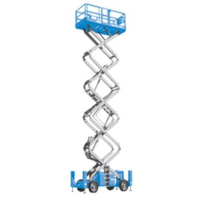 Scissor Lift | Self Propelled | GS-4390RT & GS-5390RT