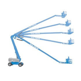 Articulating Boom Access Equipment | Z-80/60