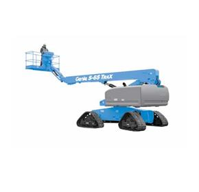 Telescopic Boom | S-65 Trax