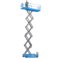 Self Propelled Scissor Lift | GS-2046, GS-2646 & GS-3246
