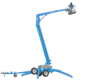 Trailer Mounted Z Boom | TZ-50