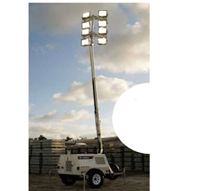 Trailer Mounted Light Tower | AL8000 HT